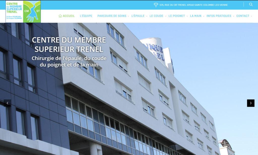 Centre du Mebre Supérieur Trénel, Docteur Tavernier et Docteur Bourgade